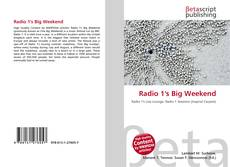 Bookcover of Radio 1's Big Weekend