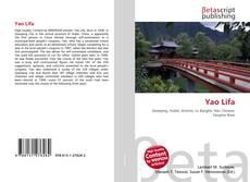 Yao Lifa kitap kapağı