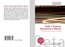 Radio 1 Sessions (Generation X Album)的封面
