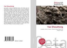 Bookcover of Yao Shouzhong