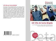 Portada del libro de UD Villa de Santa Brígida