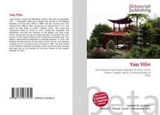Bookcover of Yao Yilin