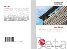Bookcover of Yao Zhen
