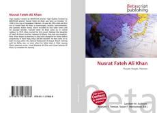 Copertina di Nusrat Fateh Ali Khan