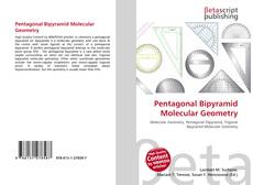 Bookcover of Pentagonal Bipyramid Molecular Geometry