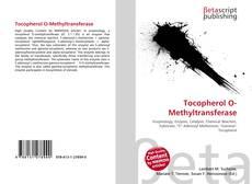 Обложка Tocopherol O-Methyltransferase