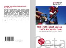National Football League 1980s All-Decade Team kitap kapağı