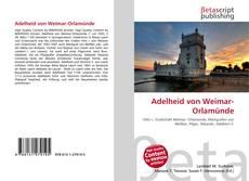 Обложка Adelheid von Weimar-Orlamünde