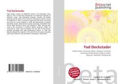 Capa do livro de Tod Dockstader
