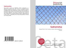 Bookcover of Sadrametsa