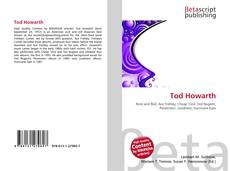 Bookcover of Tod Howarth