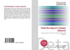 Todd Rundgren's Utopia (Album)的封面