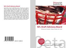 Bookcover of NFL Draft Advisory Board