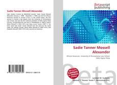 Buchcover von Sadie Tanner Mossell Alexander