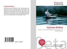 Vytautas Butkus的封面