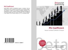 Borítókép a  Phi Coefficient - hoz