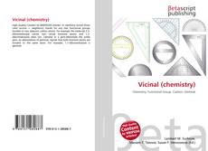 Bookcover of Vicinal (chemistry)