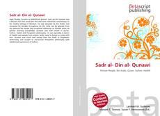 Bookcover of Sadr al- Din al- Qunawi
