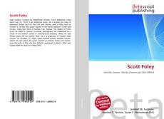 Portada del libro de Scott Foley