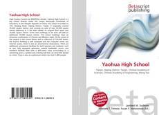 Bookcover of Yaohua High School