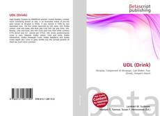 Bookcover of UDL (Drink)