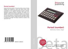 Bookcover of Period (number)