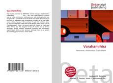 Varahamihira kitap kapağı