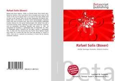 Bookcover of Rafael Solis (Boxer)