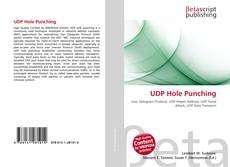 Copertina di UDP Hole Punching