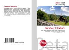 Bookcover of Cemetery H Culture