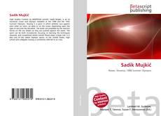 Capa do livro de Sadik Mujkič
