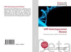Portada del libro de UDP-Galactopyranose Mutase