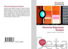 Bookcover of Piecewise Regression Analysis