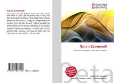 Bookcover of Nolan Cromwell