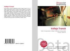 Bookcover of Vallejo Transit