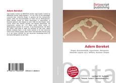 Couverture de Adem Bereket