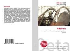 Buchcover von Ademeit