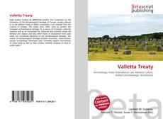 Borítókép a  Valletta Treaty - hoz