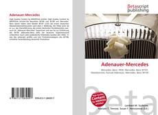 Обложка Adenauer-Mercedes