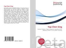 Couverture de Yap Chen Sing
