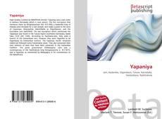 Bookcover of Yapaniya
