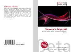 Bookcover of Sadowara, Miyazaki