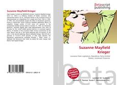 Bookcover of Suzanne Mayfield Krieger