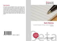 Buchcover von Sam Hanna