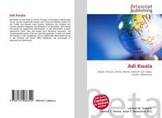 Bookcover of Adi Kwala