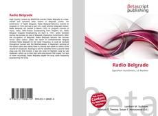Bookcover of Radio Belgrade