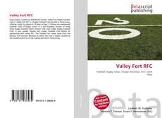 Valley Fort RFC kitap kapağı