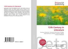 Bookcover of 12th Century in Literature