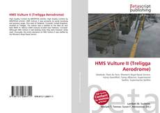 Bookcover of HMS Vulture II (Treligga Aerodrome)