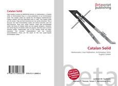 Portada del libro de Catalan Solid